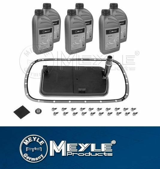 Automatic Transmission Filter Kit BMW E46 316i, 318i.X3 2.5i  MEYLE  24117557070