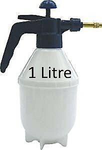 Heavy Duty 1 Ltr Brake Cleaner Solvent Pump Spray Dispenser - Granville