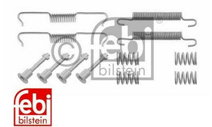 Handbrake Shoe FITTING KIT BMW E60 E61 F07 5 Series FEBI manufactd 34410038346