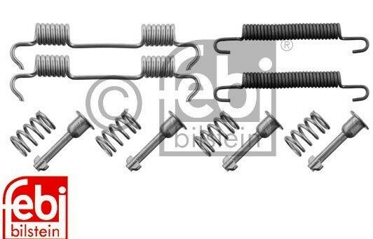 BMW 116i, 116d, 118i, 118d, 120i, 120d Handbrake Shoe Fitting Kit 34410410823