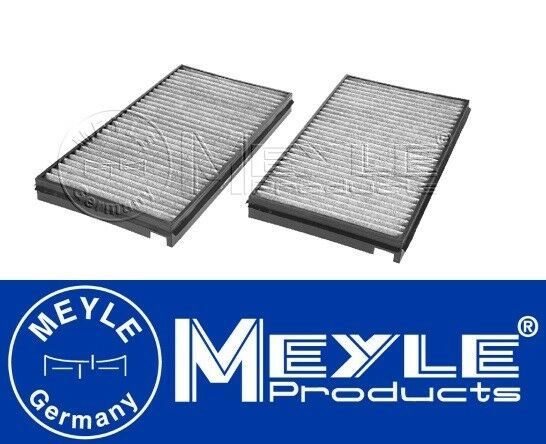 BMW E60 E61 5 Series Pollen Filter/Microfilter Kit Carbon  Meyle  64319171858