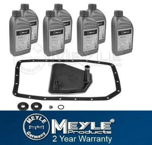 Automatic Gearbox Filter Kit BMW E83 X3 3.0d -09/2007 MEYLE 24152333899
