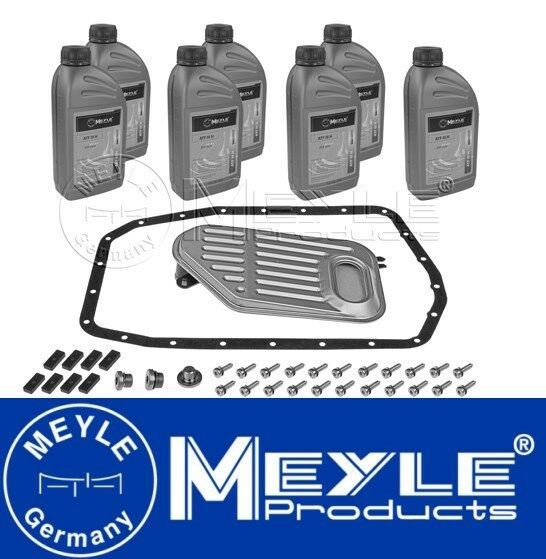 Automatic Transmission Filter Kit BMW E46 3 Series, Meyle manufact 24341423376