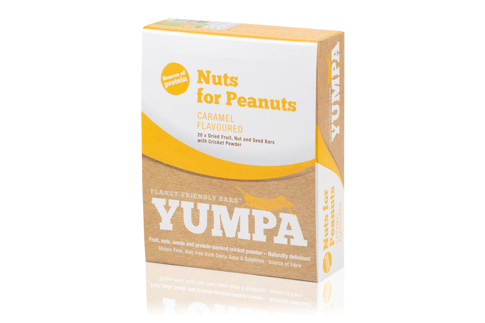 Nuts for Peanuts (20 Bars)