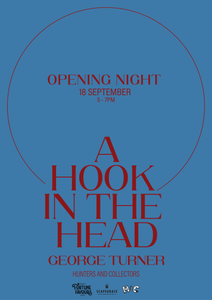 A Hook in the Head by George Turner