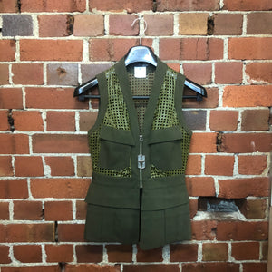 THIERRY MUGLER army vest!