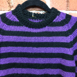 NEW pure wool handknitted jumper