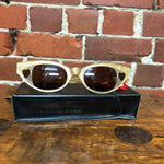 MOSCHINO by PERSOL 1980s sunglasses