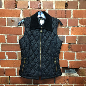 MOSCHINO 1990s quilted vest