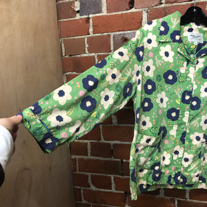TWENTY SEVEN NAMES floral jacket