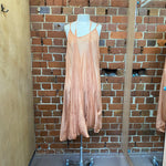 LELA JACOBS silk dress
