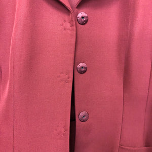 MARTIN MARGIELA Wool Jacket XS