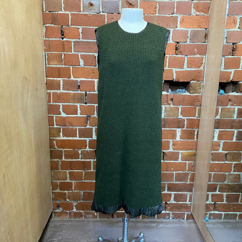 MARTIN MARGIELA wool dress