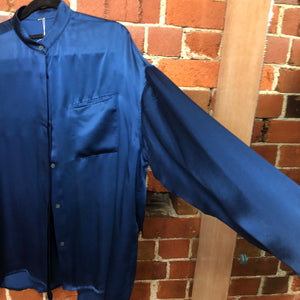 HAIDER ACKERMANN silk satin shirt