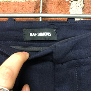 RAF SIMMONS wool trousers
