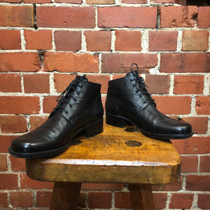 MINNIE COOPER leather brogue boots 39.5