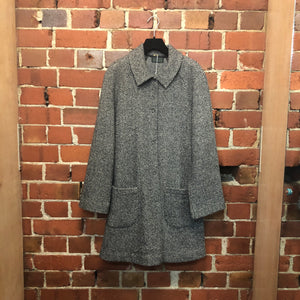 STANDARD ISSUE pure merino coat