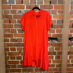 LONELY HEARTS cotton dress