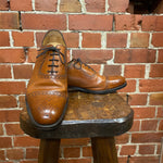 Vintage english brogues 9