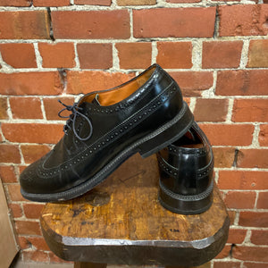 LEATHER brogues 12