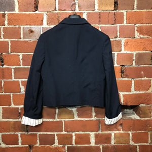 COMME DES GARCONS wool jacket