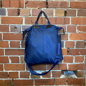 RAG AND BONE leather and nylon bag
