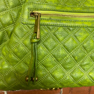 MARC JACOBS quilted leather handbag