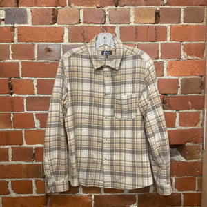 APC French wool shirt