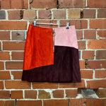 M.i.h Jeans Suede mini skirt
