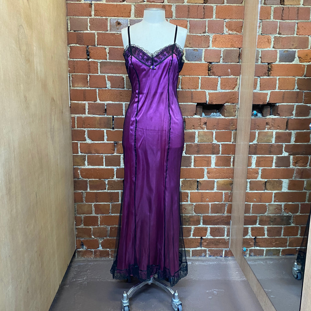 English Designer 1990s gown