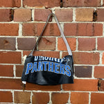 DOLCE AND GABBANA 2000S leather PANTHERS handbag