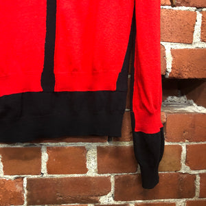 COMME DES GARCONS lambswool jumper