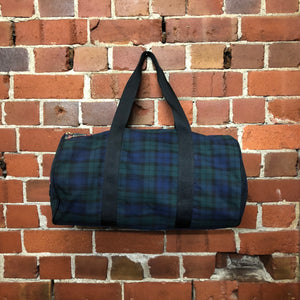 MOSCHINO Punk is Chic tartan bag