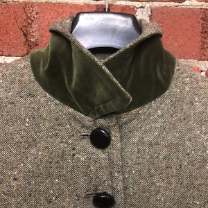 JEAN PAUL GAULTIER english country side tweed jacket