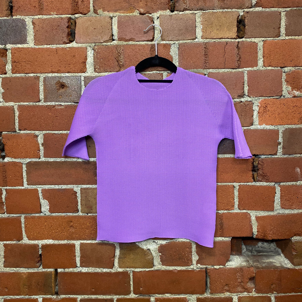 PLEATS PLEASE tee