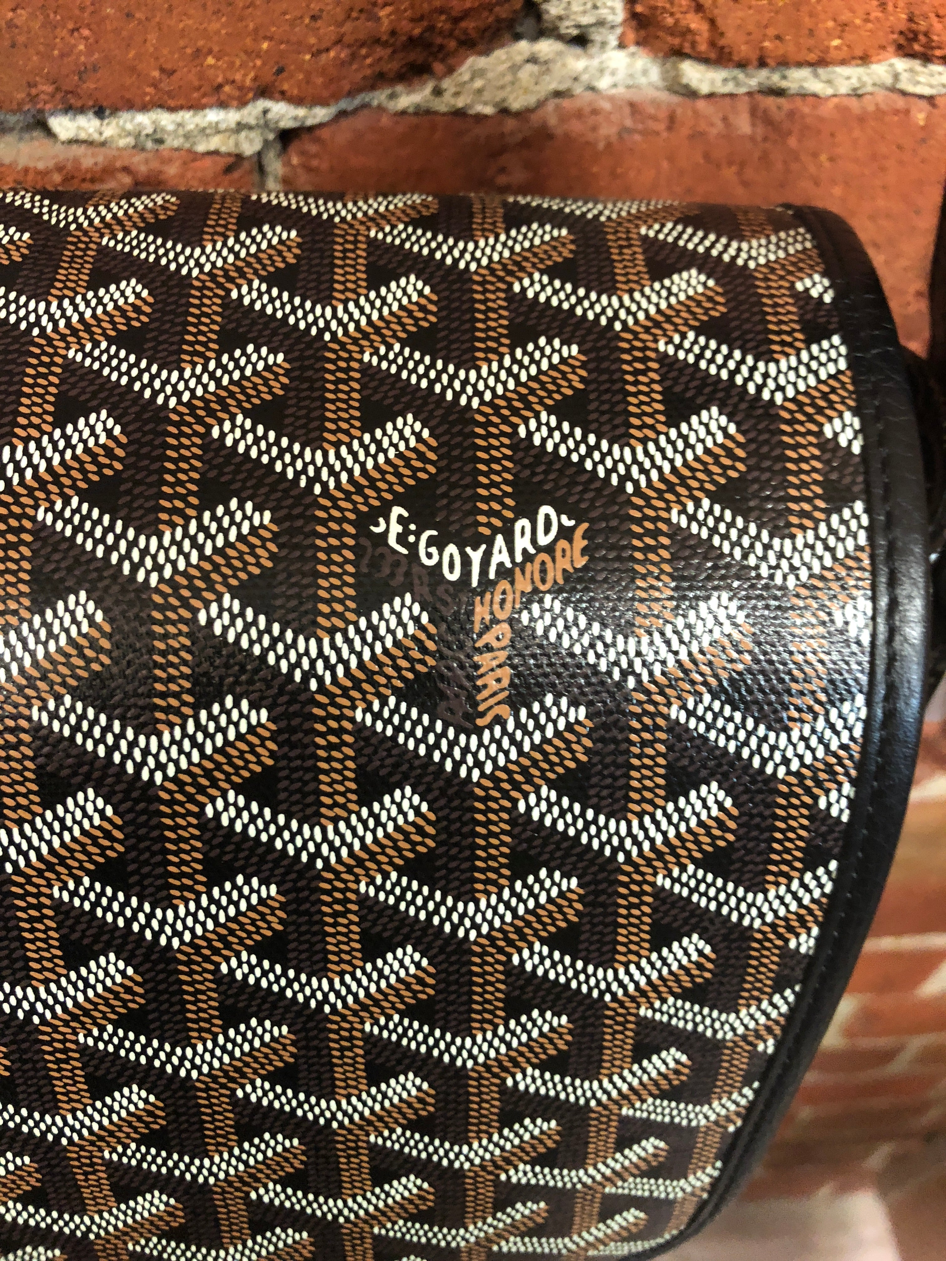 GOYARD French designer bag