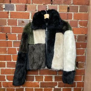 STOLEN GIRLFRINDS CLUB Fluffy jacket