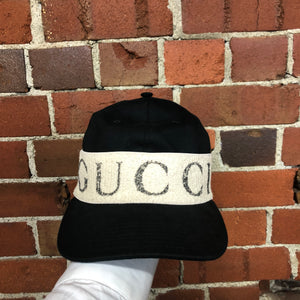 GUCCI Baseball hat with Gucci headband