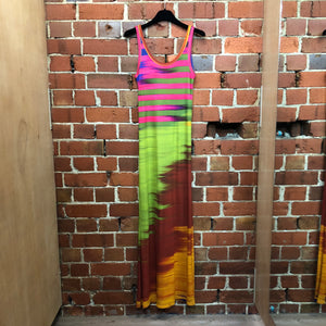 GAULTIER summer maxi dress