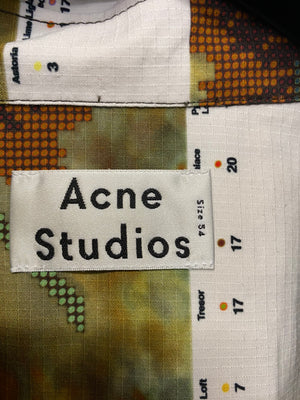 ACNE STUDIOS 2019 summer shirt