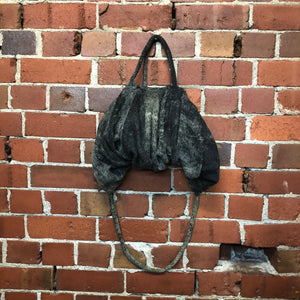 ZAMBESI armadillo fabric handbag