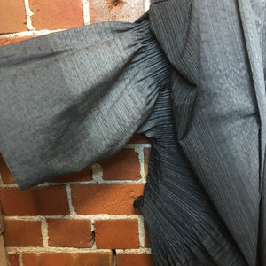 ISSEY MIYAKE incredible pleated jacket!