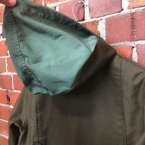 GARMENTS ENGINEERED heavy cotton jacket