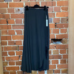 FORTE FORTE silk wrap skirt