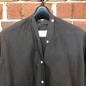 MARTIN MARGIELA collarless shirt
