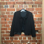 COMME DES GARCONS 1991 wool jacket