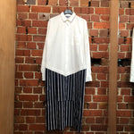 JACQUEMUS French designer shirt dress