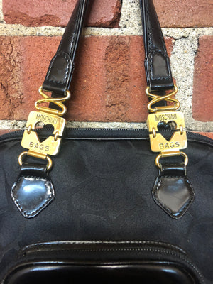 Moschino made by Redwall 1990s mini handbag
