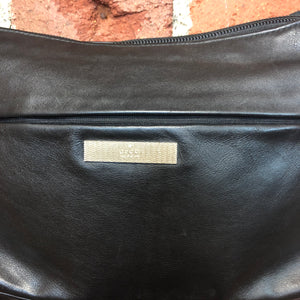 GUCCI Bamboo leather 2000s mini handbag