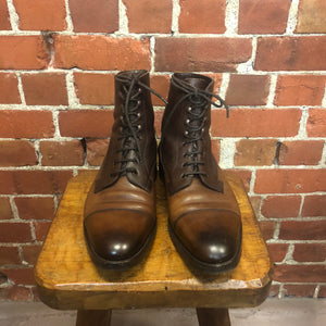 EDWARD GREEN handmade leather boots